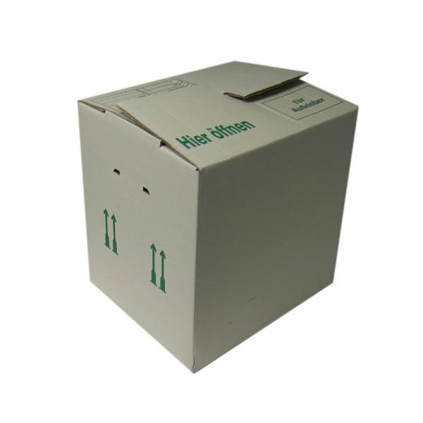 Graspapier Umzugskarton, 415x340x410 mm