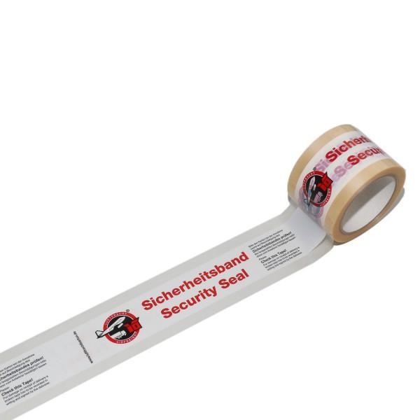 """Warnband """"Sicherheitsband"""", 75 mm breit"""