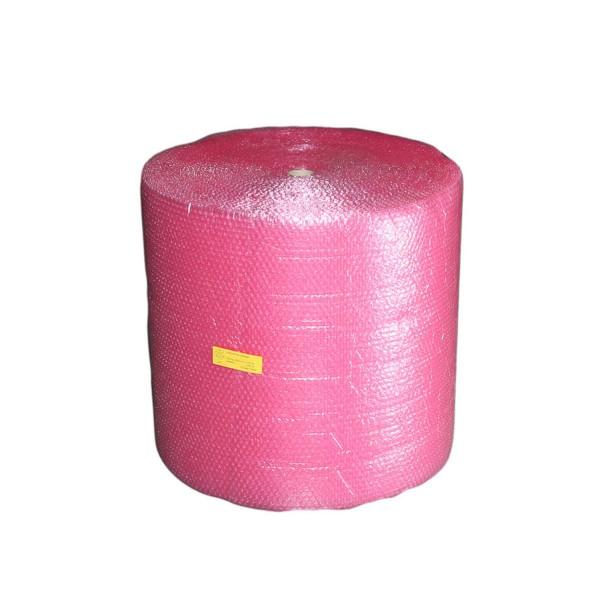 Antistatische Luftpolsterfolie, 500 mm breit, 100 µ