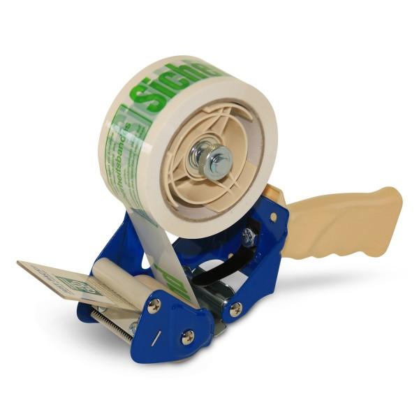 Klebebandabroller mit Bremse, bis 50 mm Breite