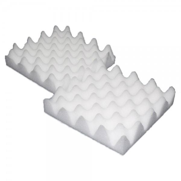 PU-Noppenschaum Zuschnitt, 200x200x50 mm