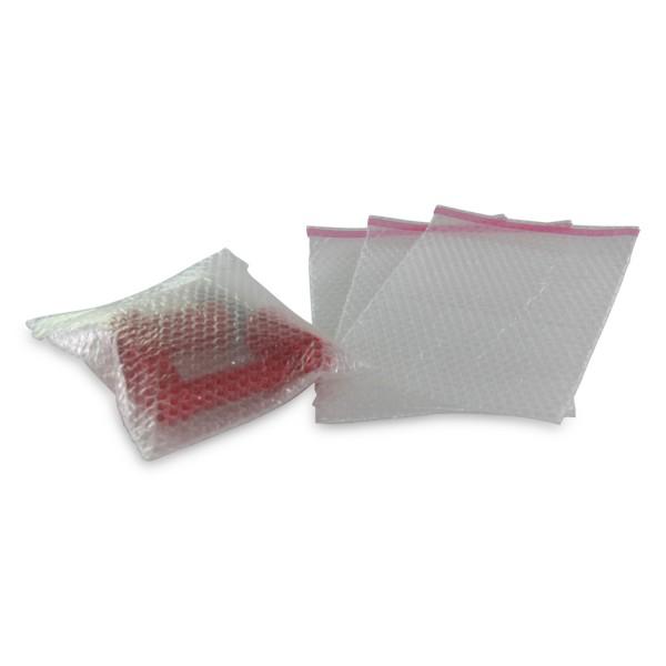 Luftpolsterbeutel mit Selbstklebung, in mehreren Varianten